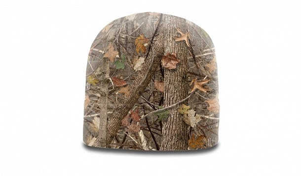 KING'S CAMO MICROFLEECE BEANIE - CLOSEOUT