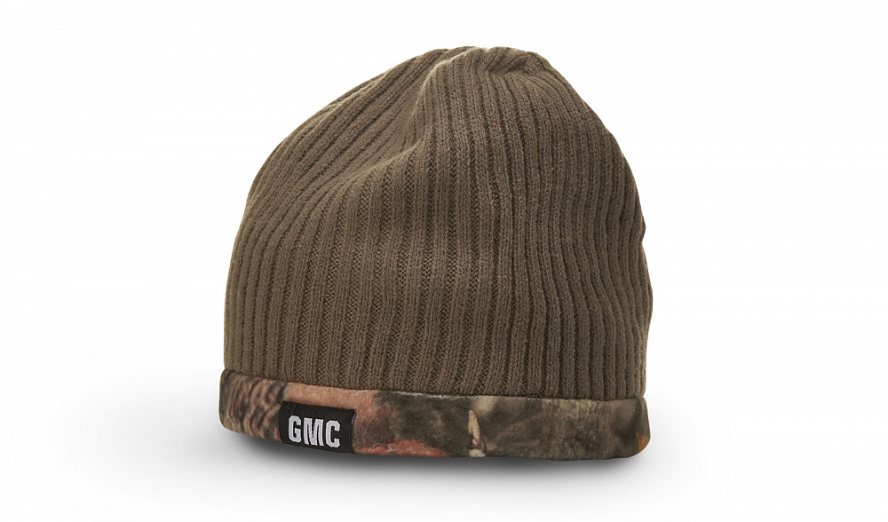 FLEECE REVERSIBLE HUNTING BEANIE