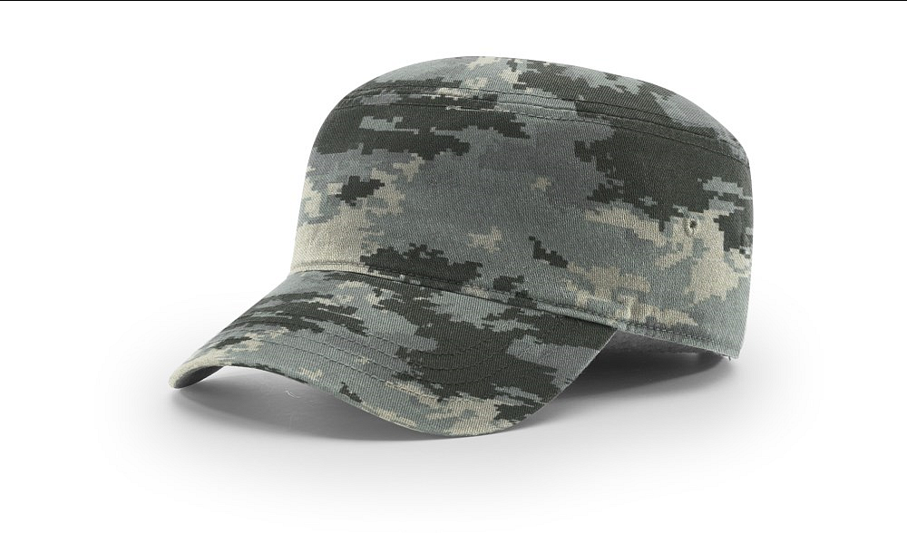 GARMENT WASHED CADET STRAPBACK