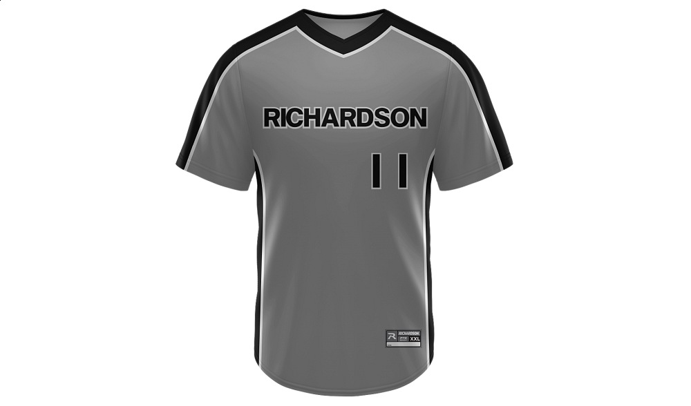 Sublimated V-Neck Jersey Design 06