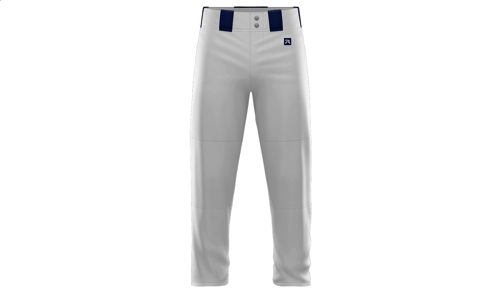 Sublimated Full Length Open Cuff Pant Design 01
