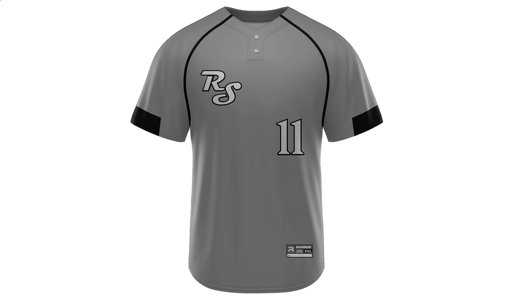 Sublimated 2-Button Jersey Design 19