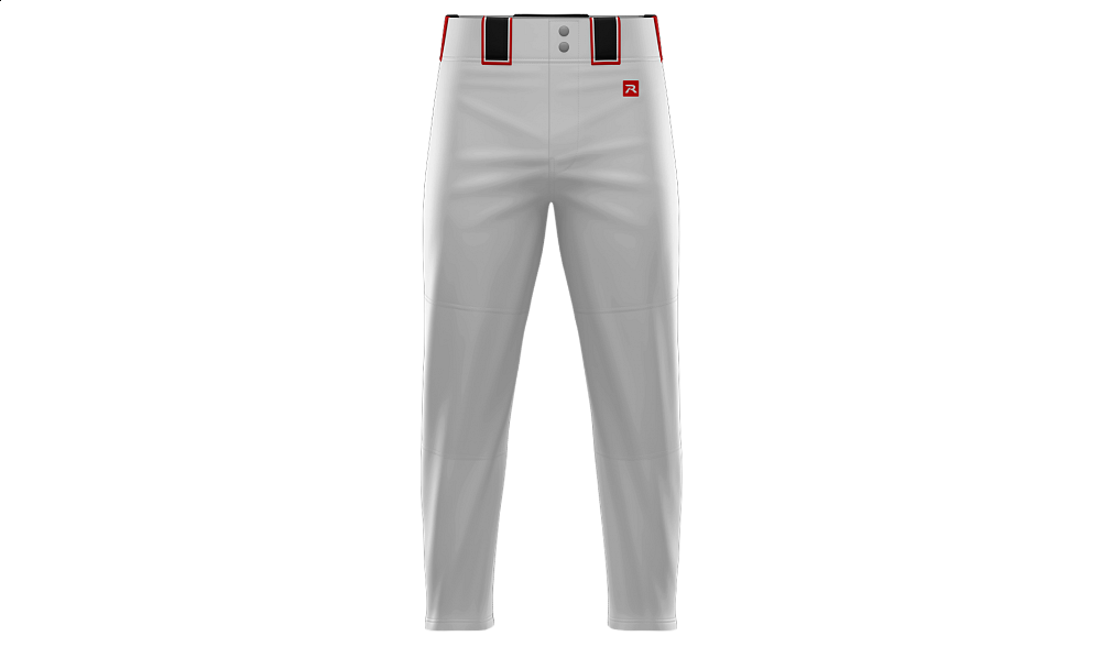 Sublimated Full Length Open Cuff Pant Design 04