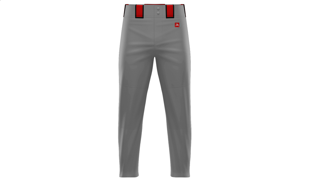 Sublimated Full Length Open Cuff Pant Design 07