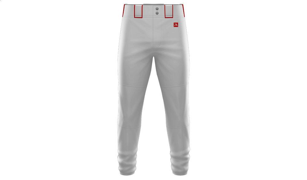 Sublimated Full Length Elastic Pant Design 01