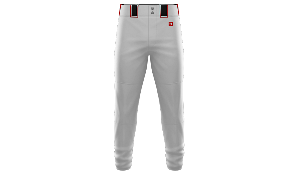 Sublimated Full Length Elastic Pant Design 04