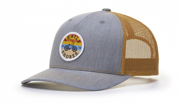 112FPFIVE PANEL TRUCKER 7ae982a6972