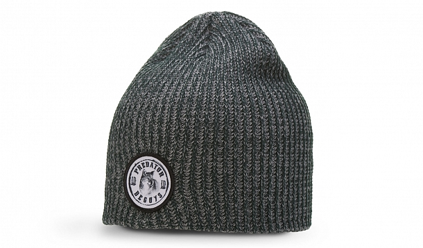 737996e74cafd 127MELANGE SLOUCH BEANIE. Stock. Customize Cap