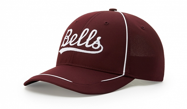 402 Maroon and White
