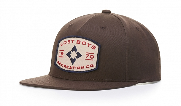 PINCH FRONT STRUCTURED SNAPBACK