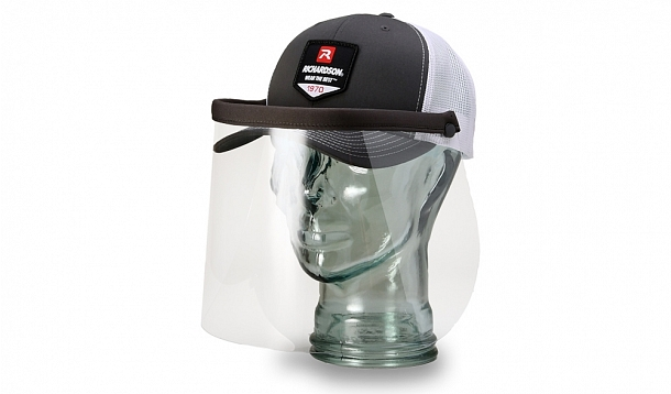 PPB55FSH Face Shield and Cap