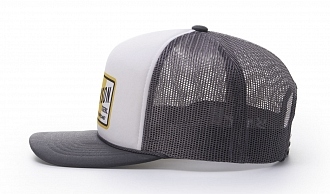 113 Side-View White/Charcoal Alternate Colors