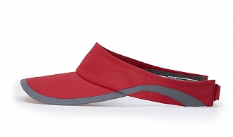 159 Side-View  Red Charcoal