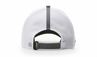 227 Back-View Charcoal/White