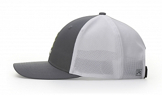 227 Side-View Charcoal/White