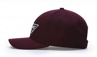 R75 Maroon side view
